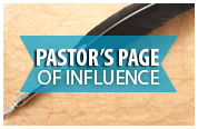 Pastor's Page of Influence