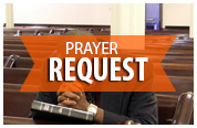 Prayer Request